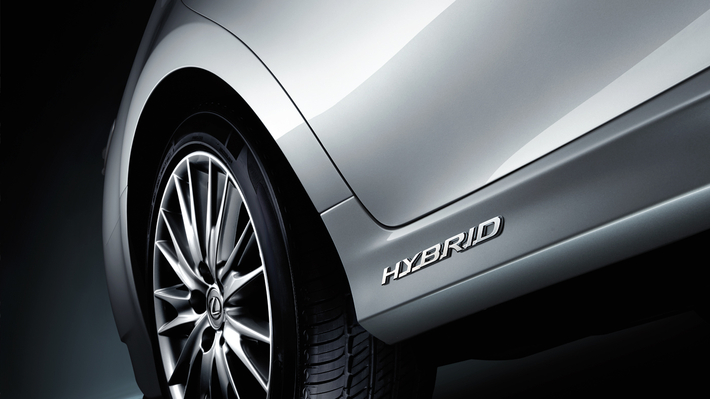 GS 450h (Hybrid)